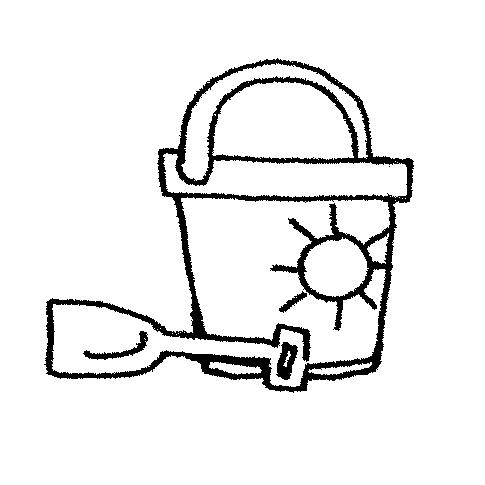 485x485 Sand Castle Clipart Sand Bucket