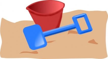 425x234 Sand Bucket Clip Art Sand Bucket Image Image