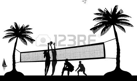 450x267 Beach Volleyball Clipart, Explore Pictures