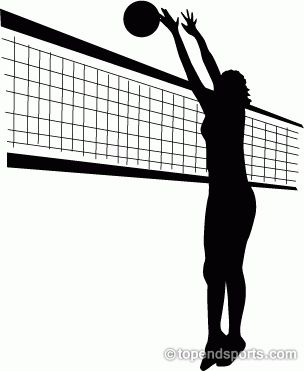 304x371 I Want This On My Wall Volleyball Picture Art Volleyball Clipart