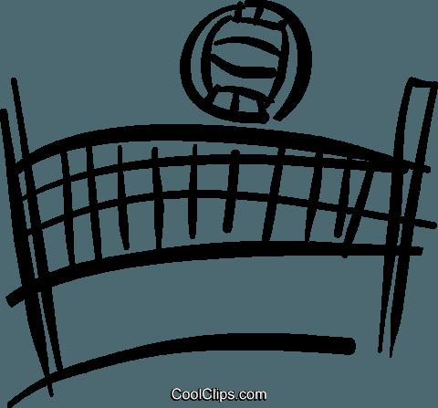 480x447 Transparent Volleyball Clipart