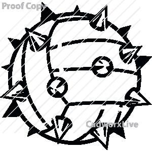 300x300 Volleyball Spike Clipart 1908948