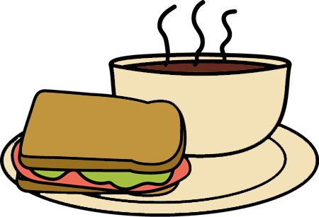 450x307 Soup Clipart Soup Sandwich