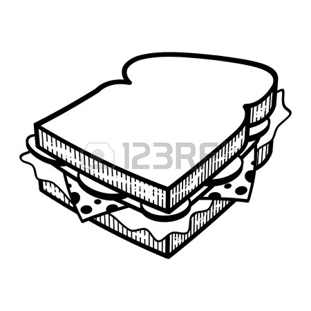 450x450 Sub Sandwich Royalty Free Cliparts, Vectors, And Stock