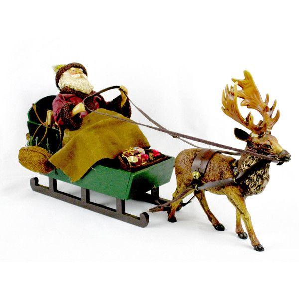 600x600 Best Santa On His Sleigh Ideas Christmas