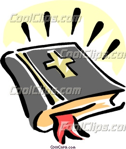 261x308 Holy Bible Clip Art