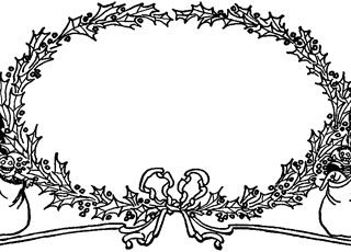 320x230 Black And White Clip Art Archives