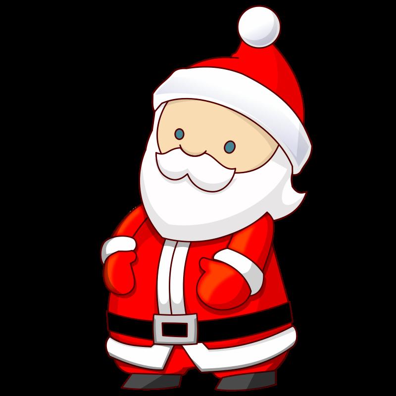 800x800 Free To Use Amp Public Domain Santa Claus Clip Art Page 4