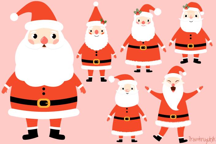 705x469 Address Santa Claus Clip Art Cliparts