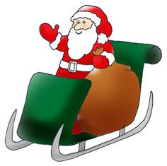 236x235 Top 73 Santa Claus Clip Art