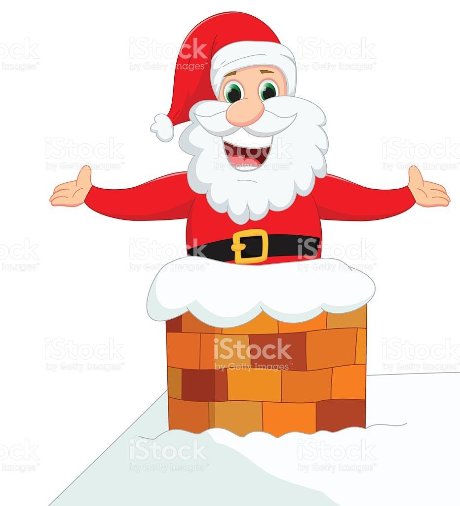932x1024 Santa Claus Clip Art