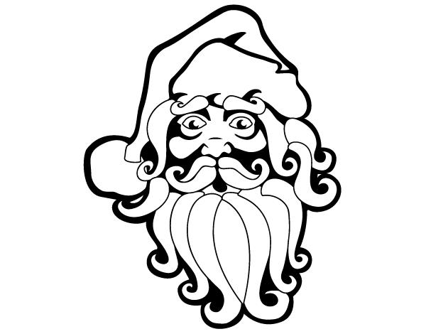 600x470 Free Santa Claus Vector Clip Art 123freevectors