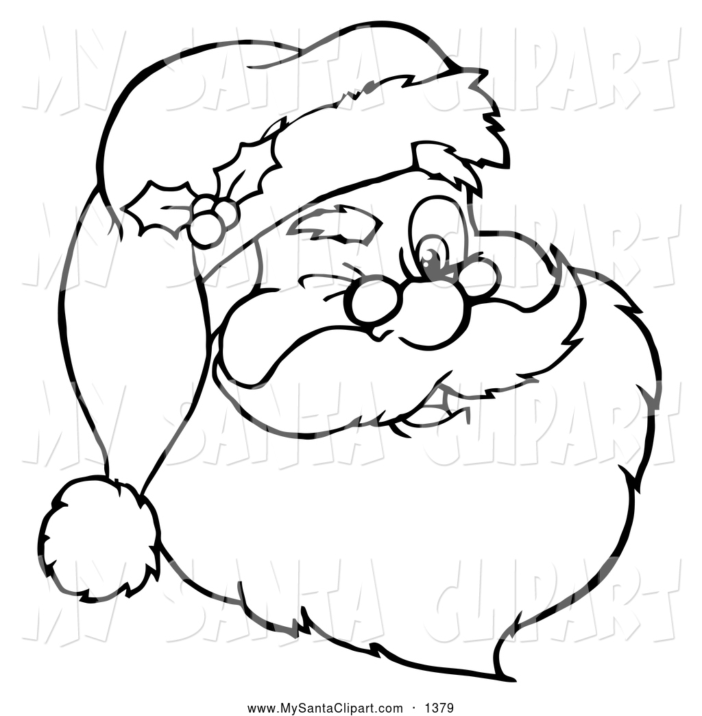 1024x1044 Royalty Free Coloring Sheet Stock Santa Designs