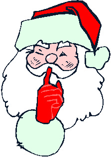 223x316 Secret Santa Santa Claus Clip Art Merry Christmas Amp Happy New