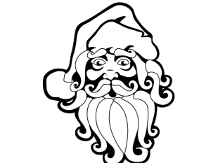 310x233 Santa Claus Vector Clip Art Vp Free Vectors Ui Download