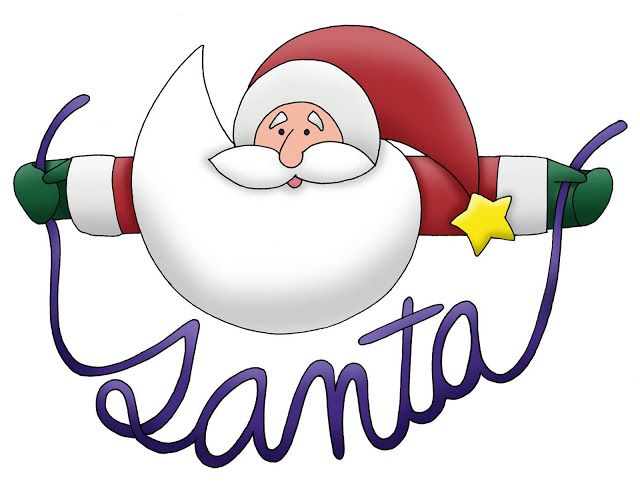 Santa Claus Clipart Website