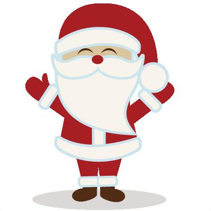 432x432 Free Santa Claus Clip Art Image A Clipartandscrap