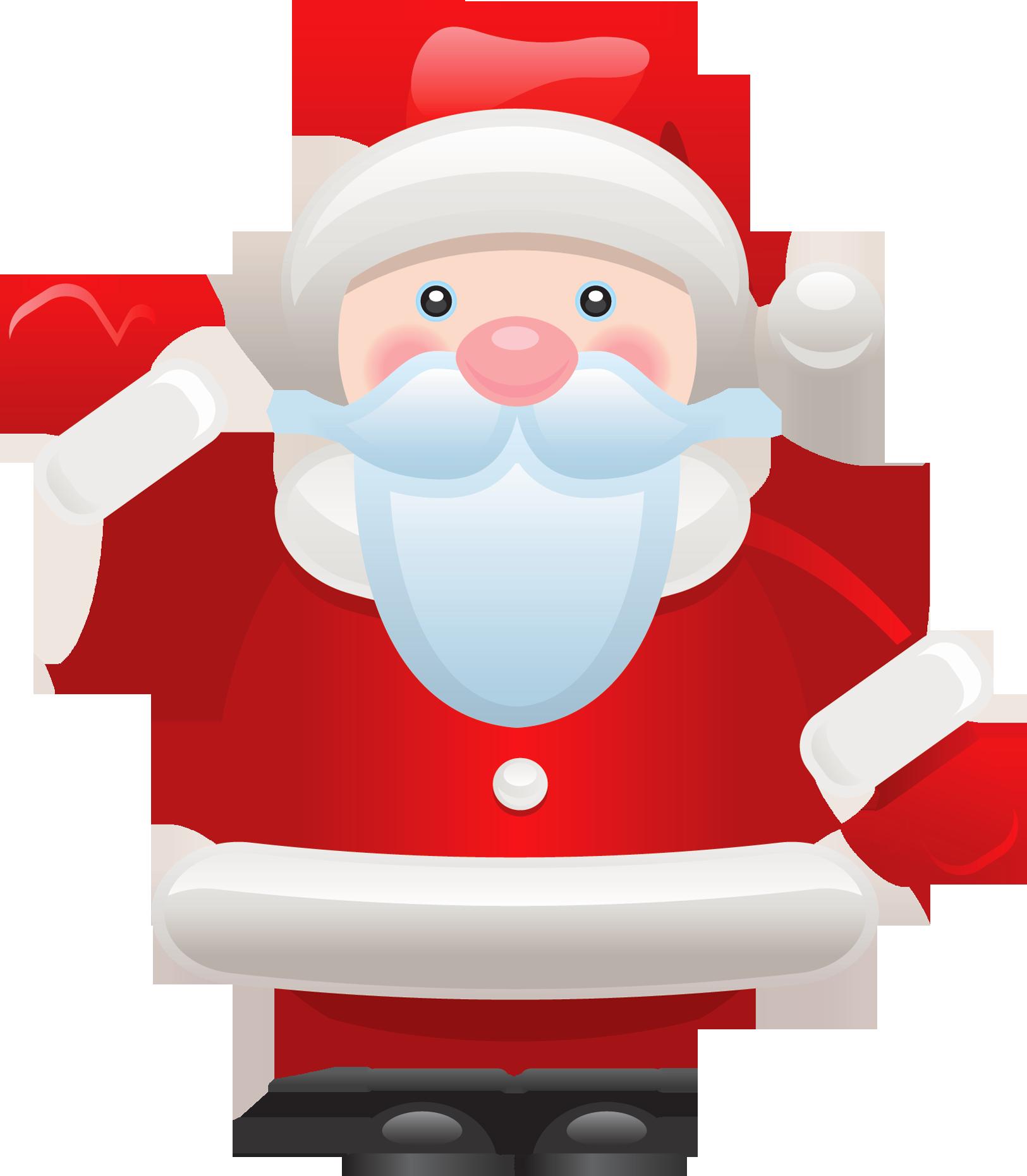 1625x1860 Santa Claus Clipart