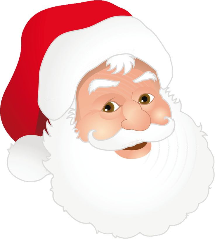 Santa Claus Face Pictures