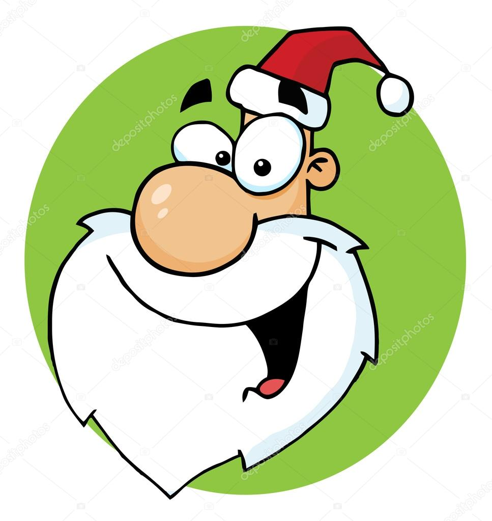 967x1023 Santa Claus Face Clipart Head, Free Santa Claus Face Clipart Head