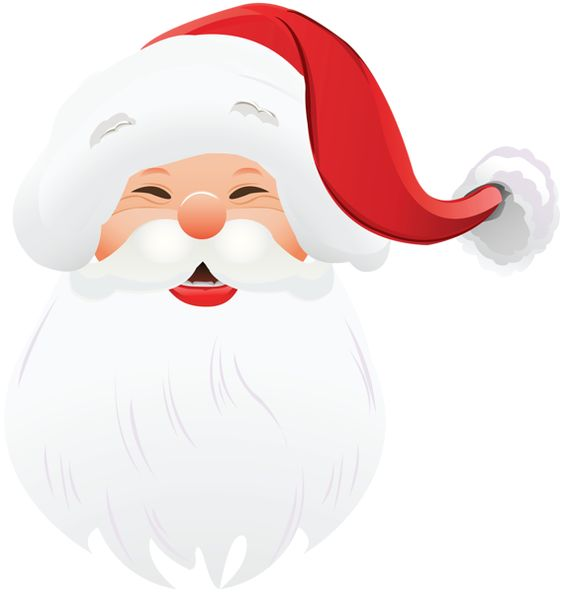 564x593 Santa Claus Face Clipart 2 Nice Clip Art