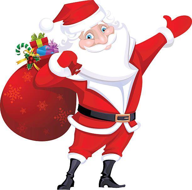 Santa Claus Graphics Clipart
