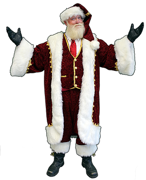 296x366 Santa Claus Company Home Of The Real Santa Claus
