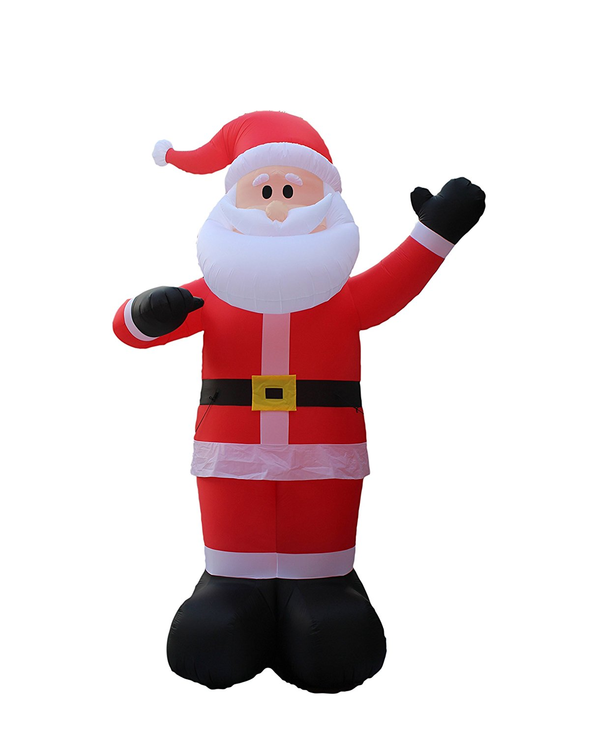 1198x1500 14 Foot Tall Huge Christmas Inflatable Santa Claus