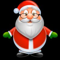 200x200 Santa Claus Png Images Free Download, Santa Claus Png