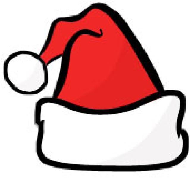 639x617 Santa Hat Christmas Stocking Clip Art Merry Christmas Amp Happy