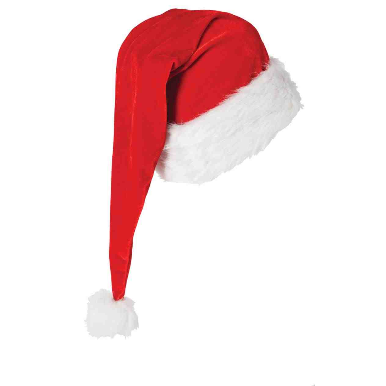Santa Hat On Picture | Free download on ClipArtMag
