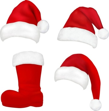 8a640a08b0565 362x368 Cap Clipart Christmas Stocking
