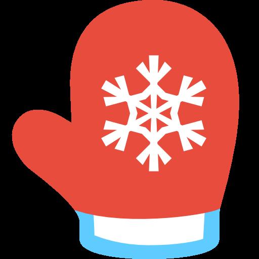 512x512 Santa Clipart Mittens