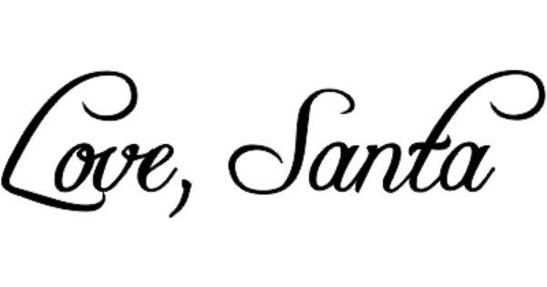 600x315 Czeshop Images Santa Signature Stamp