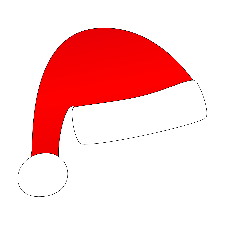 1500x1500 Santa Claus Hat Clipart
