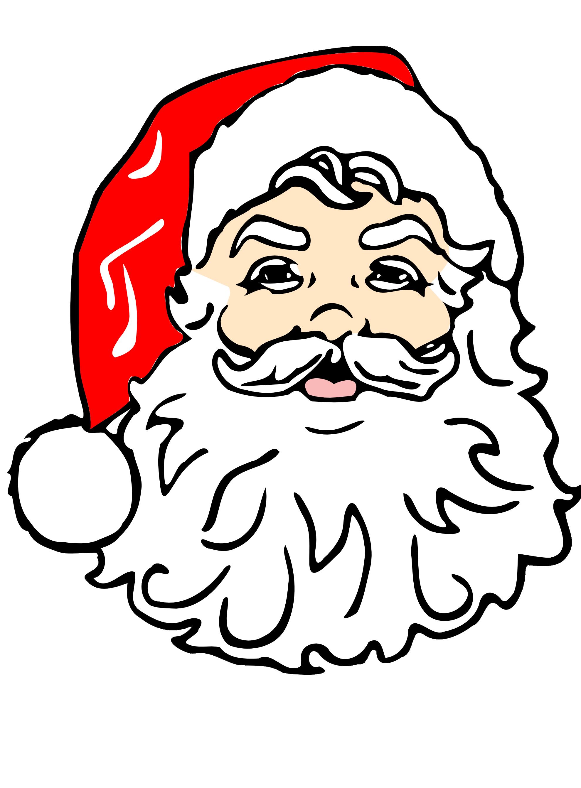 Santas Clipart