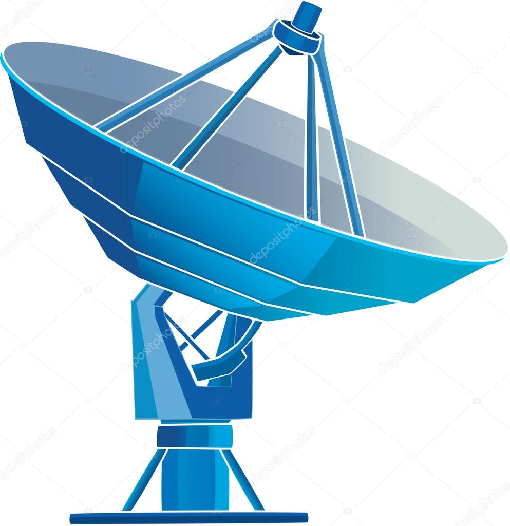 Satellite Clipart Free