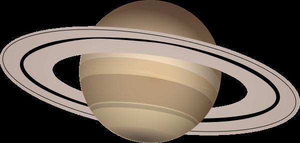600x286 Saturn Planet Clipart Kid 7