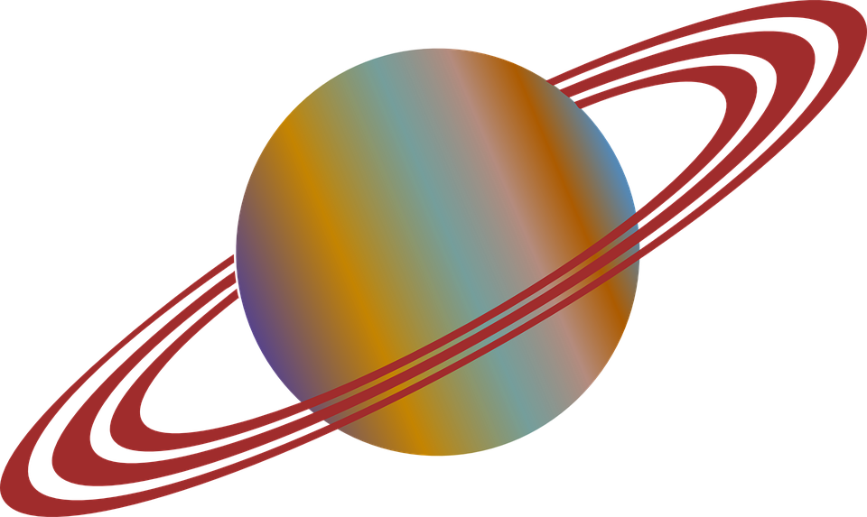 960x573 Saturn Ring Clipart Clipartfest