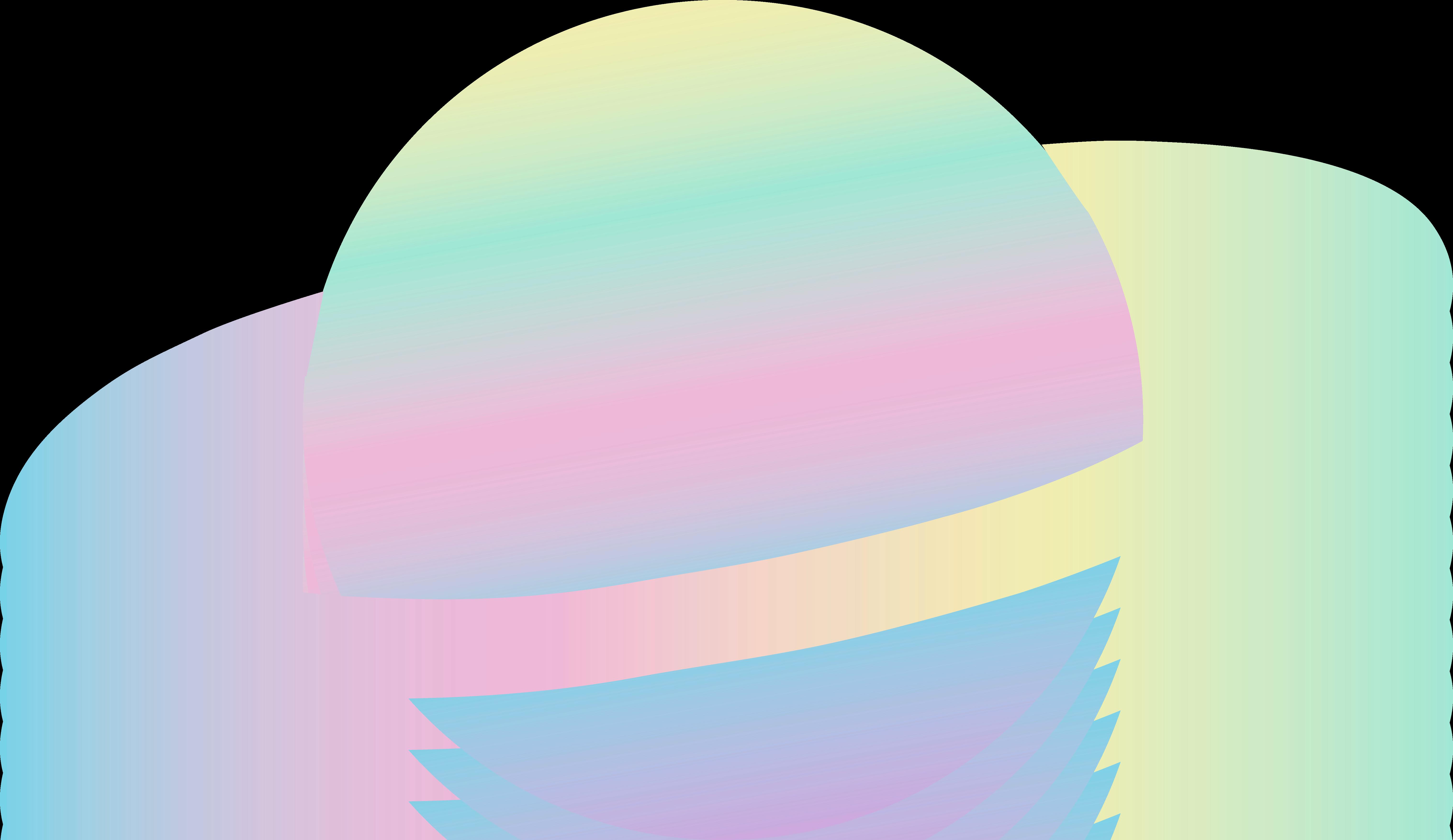 6071x3511 Space Clipart Cartoon Planet