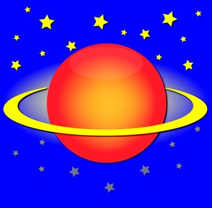 300x295 Free Planet Clipart Image 0515 1003 2503 4433 Computer Clipart