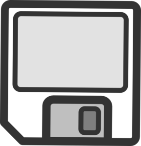 288x299 Save Clip Art
