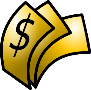 300x295 Dollar Sign Save Money Clip Art Free Clipart Images Image