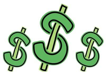 405x280 Free Clip Art Of Money