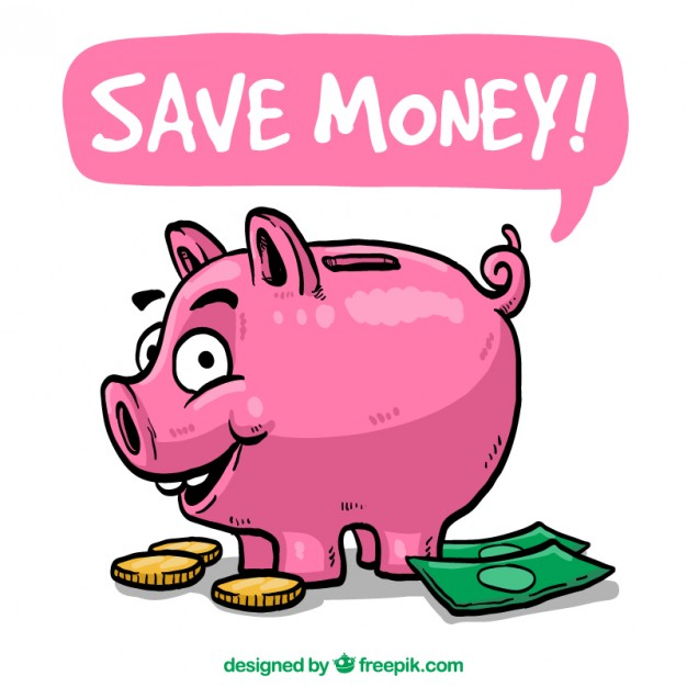 626x626 Save Money Illustration Vector Free Download