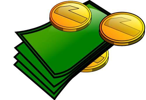 500x342 Best Money Clipart