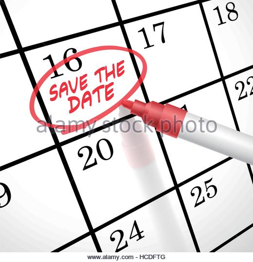 520x540 Save Date Marked Calendar Stock Photos Amp Save Date Marked
