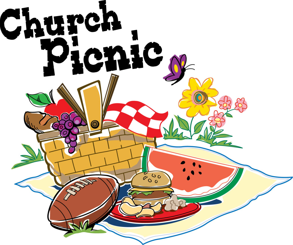 1024x855 Picnic Clipart Save The Date