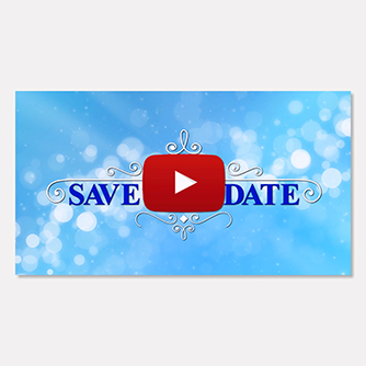 334x334 Get Creative Save The Date Videos Digital Save The Date Invitations
