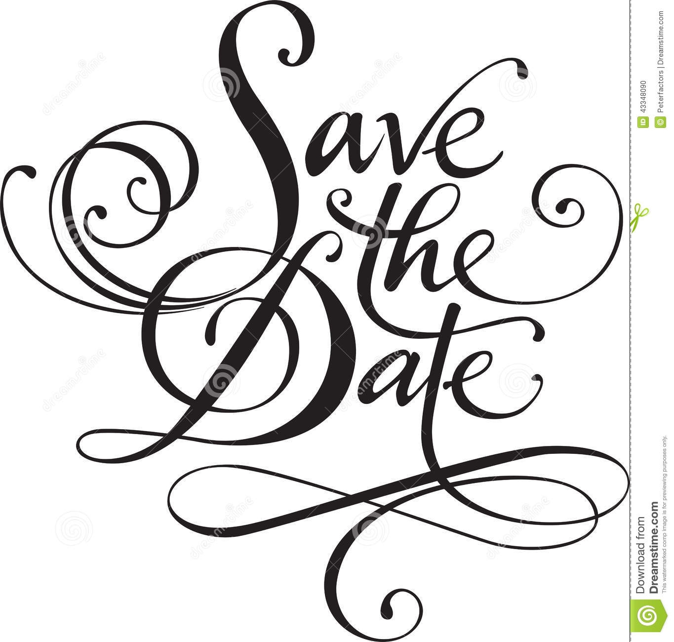 1365x1300 Date Clipart Save The Date